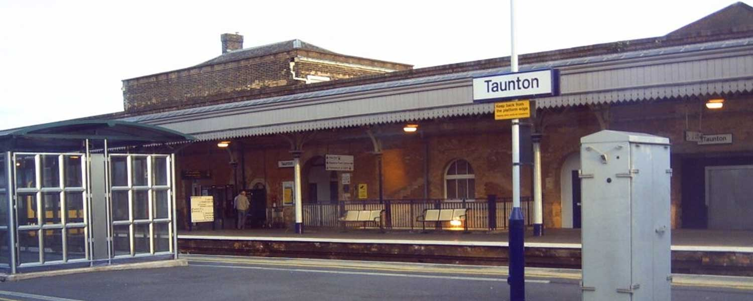 Taunton Train Station